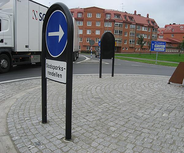Romex Hårdfog i rondell Jönköping